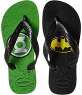 Havaianas Heroes DC Flip-Flop Boys Shoes