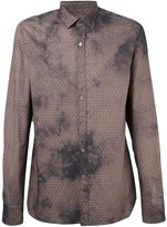 Lanvin 'Evolutive' slim shirt - men - Cotton - 41