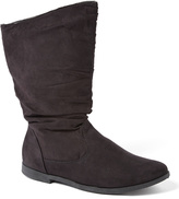 Charles Albert Black Slouch Boot