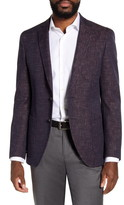 BOSS Raye Slim Fit Stretch Solid Cotton Sport Coat