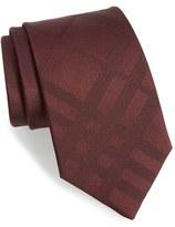 Burberry Men's 'Clinton' Check Silk Tie