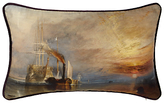 Andrew Martin National Gallery Turner's The Fighting Temeraire Cushion