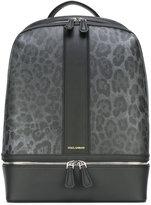 Dolce & Gabbana Mediterraneo backpack - men - Leather - One Size