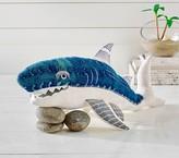 "Pottery Barn Kids Shark Plush - Classic 32"""