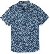 Billabong Sunday Printed Cotton Shirt, Big Boys (8-20)
