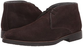 To Boot Burnett (Brown Suede) Men's Lace-up Boots