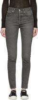 Levi's Levis Black 501 Skinny Jeans