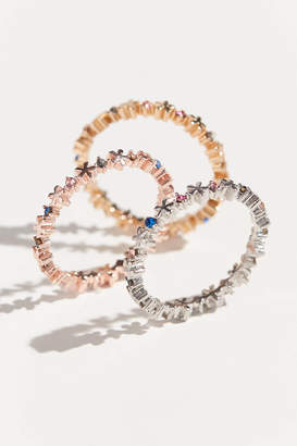 Urban Outfitters Little Daisy Ring Set