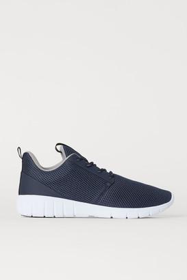 H&M Mesh Sneakers - Blue