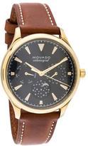 Movado Celestograf Cognac Watch w/ Tags