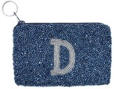 The Well Appointed House Hand Beaded Monogrammed Coin Purse - Customizable