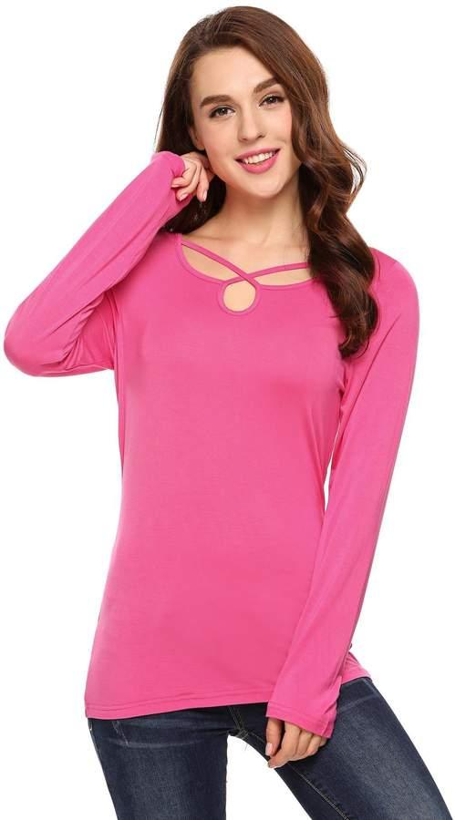 328feb778ad Women's Colourful Long Sleeve Shirt - ShopStyle Canada