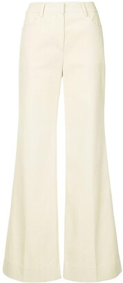 System Wide Leg Trousers
