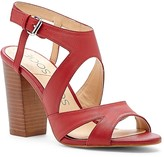 Sole Society India cut-out heeled sandal