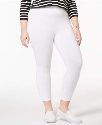 Hue Women Plus Capri Leggings