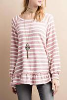 Easel French Terry Tunic