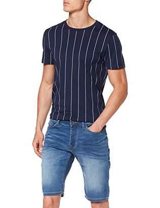Q/S designed by Men's 44.899.72.4885 Short, (Blue Denim 53z3), (Size: 32)