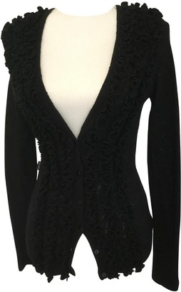 Moschino Cheap & Chic Moschino Cheap And Chic Black Wool Knitwear for Women