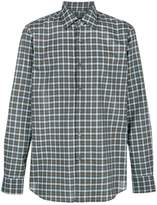 Prada checked shirt