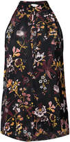 A.L.C. floral print sleeveless blouse