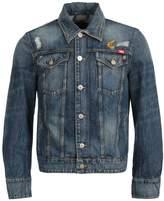Vivienne Westwood Jacket New DAce Denim DS01Y7 DS05X DE 0001 Blue