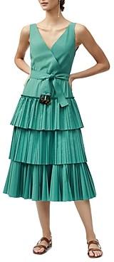 Lafayette 148 New York Elodie Ruffled Dress