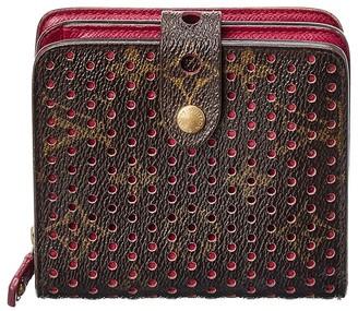 Louis Vuitton Monogram Canvas Compact Zippy Wallet