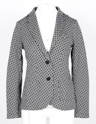 Mason Women's Black / Gray Blazer