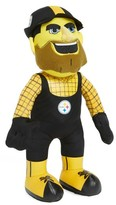 Bleacher Creatures Pittsburgh Steelers - Steely Plush Toy