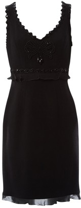 Andrew Gn Black Wool Dresses