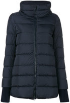 Herno hooded puffer jacket - women - Polyamide/Feather/Goose Down - 44