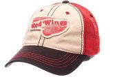 Zephyr Detroit Red Wings Roader Mesh Cap