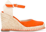 Paloma Barceló 'Marie Cord' sandals - women - Leather/Suede - 37