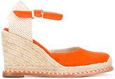 Paloma Barceló 'Marie Cord' sandals - women - Raffia/Leather/Suede - 36