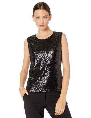 Ronni Nicole Women's Sequin top