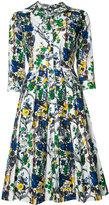 Samantha Sung Audrey Queen Mary dress - women - Cotton/Spandex/Elastane - 4