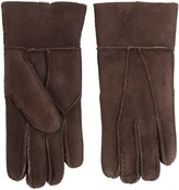 Portolano Patchwork Shearling Gloves (For Women)