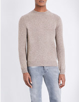 A.P.C. Ringo wool and cashmere-blend jumper