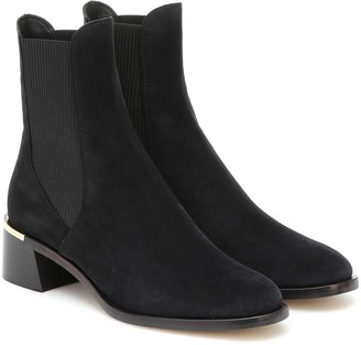 Jimmy Choo Rourke 45 suede ankle boots