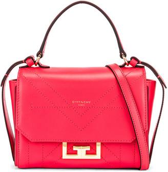 Givenchy Mini Eden Bag in Lipstick Pink | FWRD