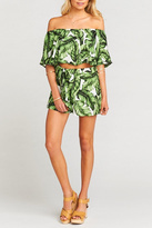 Show Me Your Mumu Great Wrap Short