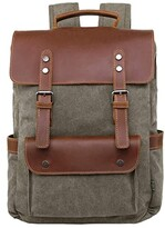 Thumbnail for your product : TSD BRAND Valley Hill Canvas Backpack