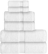 Saks Fifth Avenue Turkish Cotton Towel Set (6 PC)