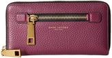 Marc Jacobs Gotham Continental Wallet Wallet Handbags