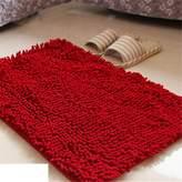 ZHANG KJASL Chenille bathroom/Water-absorbing non-sliping door mat/[living room]/bedroom/Bedside /loor mat/Soa cushions/Stair mats