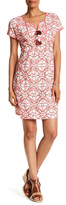 Tommy Bahama Sophie Swirl Print Dress