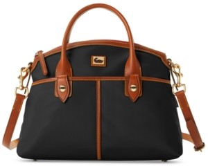Dooney & Bourke Wayfarer Nylon Domed Satchel