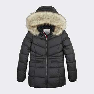 Tommy Hilfiger TH Kids Recycled Shell Down Coat