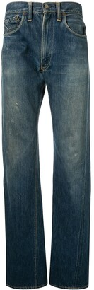 Levi's 1950s Levis 501ZXX 1Side straight-fit jeans