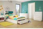 South Shore Furniture South Shore Little Monsters Twin Mates Bed